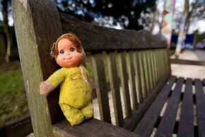 Forgotten Doll in Stratford